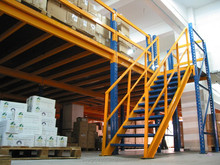 factory low-cost wholesale tailor made industrial mezzanine storage