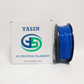 YASIN PLA Filament 1.75 mm 1kg roll for 3D printer (black)