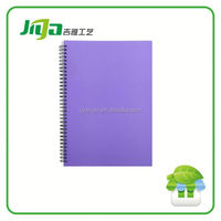 Hoe sale For distributor spiral cover notebooks for leisure series