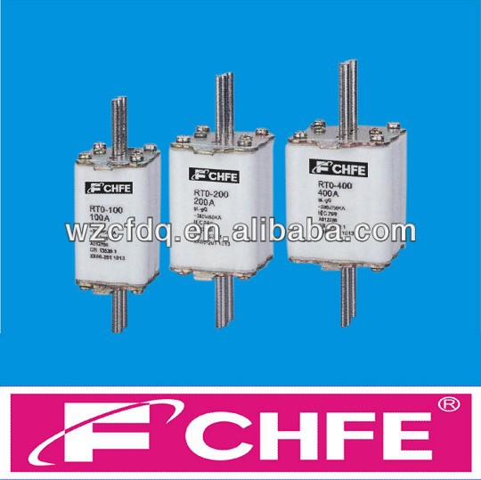 NH00 fuse of electronic fuse types (CE,IEC)