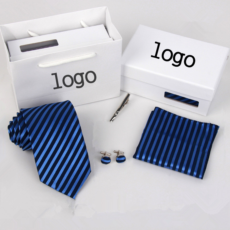 Gift Boxes Wholesale 100% Silk Tie For Men