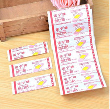 50pcs/1Box Heaven Medical Cotton Elastic Fabric Sterile Band-aid/First Aid Wound Plaster/Adhesive bandage Strips