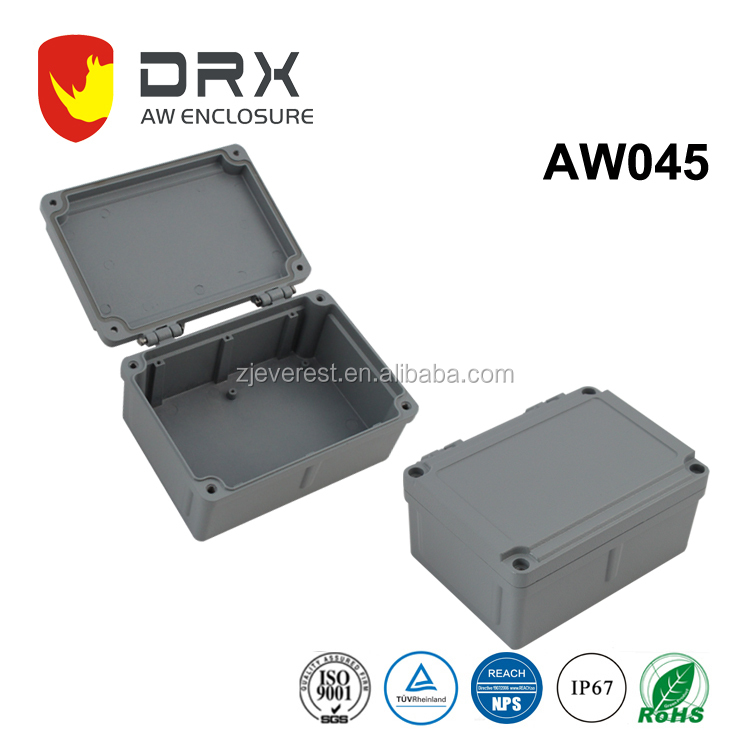 Large Waterproof IP67 Aluminum Metal Box Enclosure