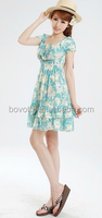 new design ladies summer dress 2015 ladies sexy dress high quality