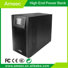 High frequency online UPS power pack 1000va 2000va 3000va 6000va 10000va