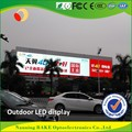 Outdoor P10 fixed advertising led display dip p10 led module