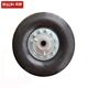 10 inch manufacturer wholesale 4.00-8 tyre for wheelbarrow/beach cart/kayak cart flat-free pu foam wheel