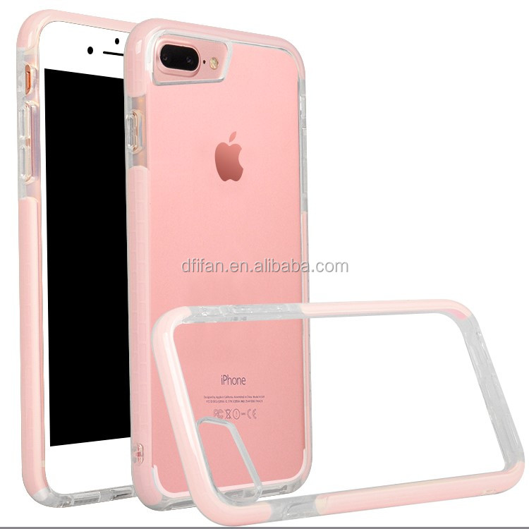 bulk buy phone cases for iphone 7 from China, hot selling tpu cover for iphone 7 plus clear case