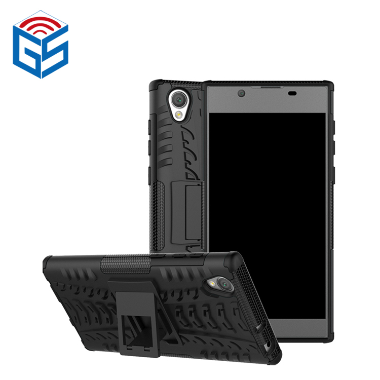 Cell <strong>Phone</strong> Android Shockproof Shatterproof Tpu + Pc 2 In 1 Hybrid Case For Sony Xperia <strong>L1</strong> G3311 G3313