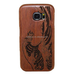 Pure natural case for galaxy note 4, wood case for samsung note 4