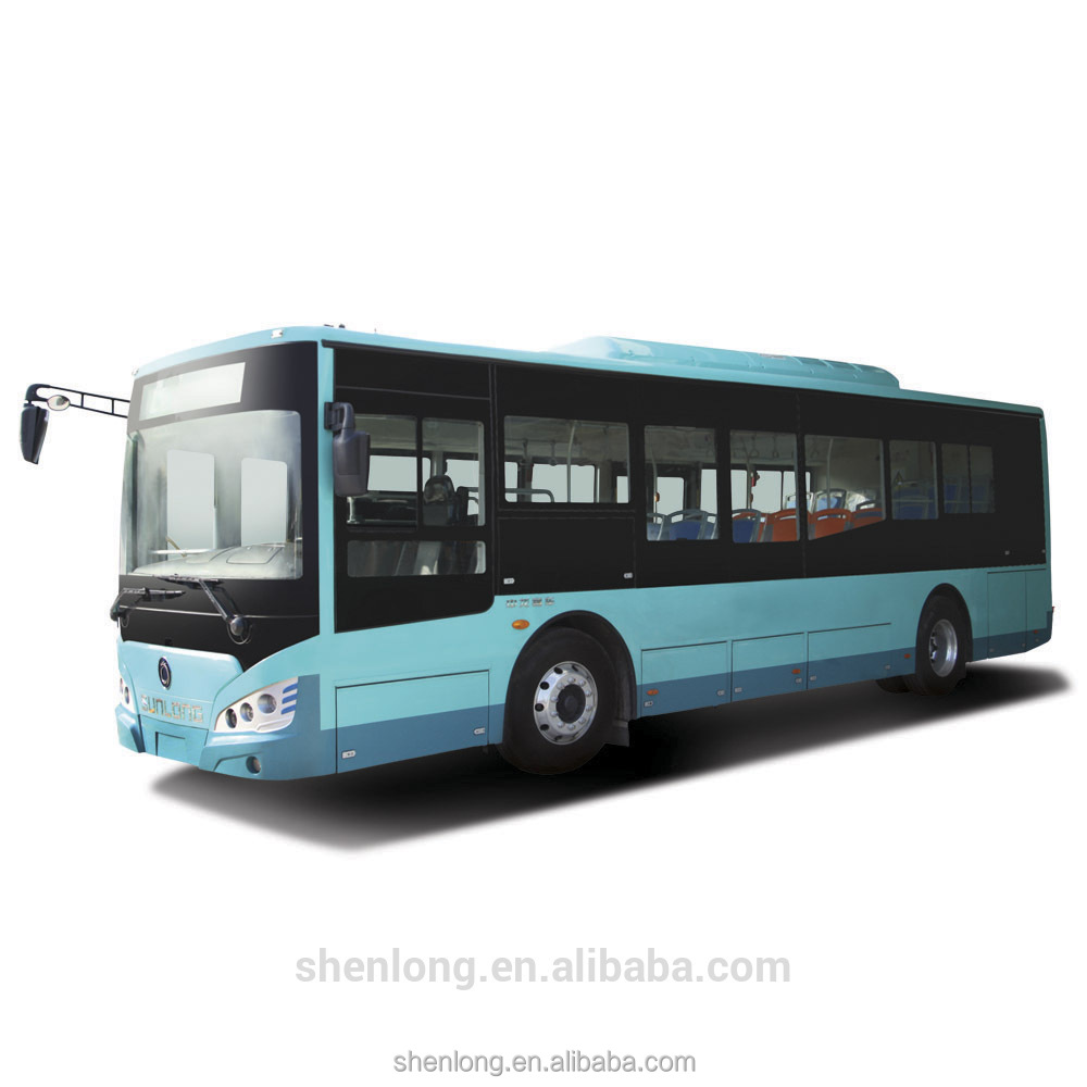 mini electric tourist bus SLK6129USCHEV