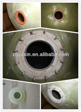 Different sizes different colors frp water pressure vessel tank