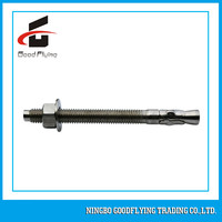 wedge wholesale ground screw pole anchor