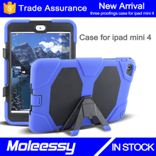 Best Seller High Quality Sublimation custom belt clip case for ipad mini 4