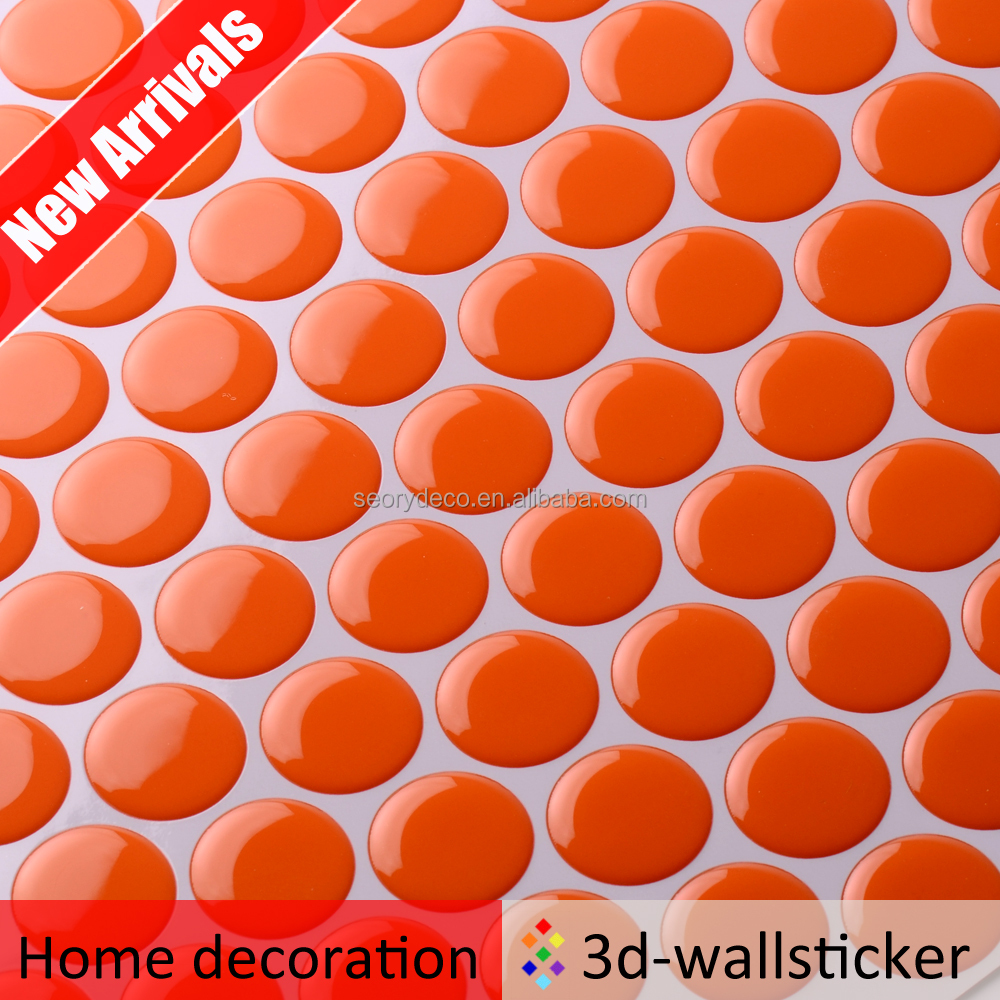 On sale discount backsplash tiles lowes by Guangdong famous self adhesive gel tile factory