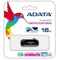 ADATA UD320 16GB - 64GB On The Go USB Flash drive Smartphone Connection micro-USB interface OTG