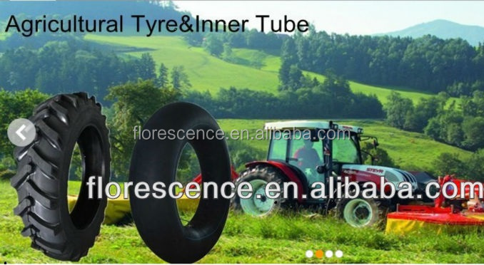 China supplier tire tube used for tractor tyre 23.1-30