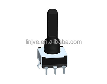 16mm incremental type IP67 rotary encoder for Home Appliance