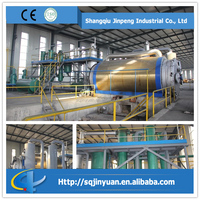 Used Plastic Recycling Equipment with Fast Speed and Good Oil Quality