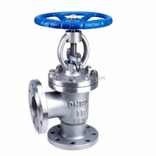 Stainless Steel High Temperature Globe Valve