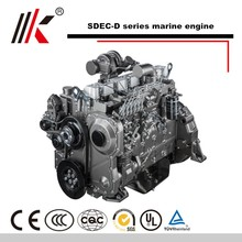 MUILTI CYLINDER BIG ELECTRIC POWER MARINE DIESEL ENGINE FOR OUTBOARD AND INBOARD FISHING VESSEL