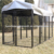3mL*1.5mW*1.8mH of galvanized welded dog kennels
