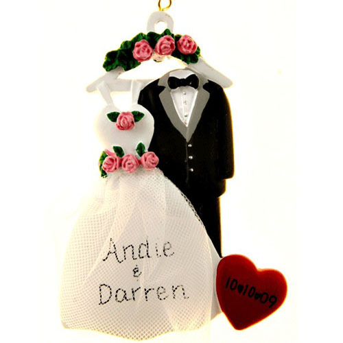 Custom Wedding Decoration Bride And Groom Hangings