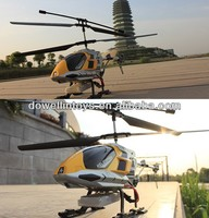 3.5Channel large scale rc helicopters sale with gyro and light
