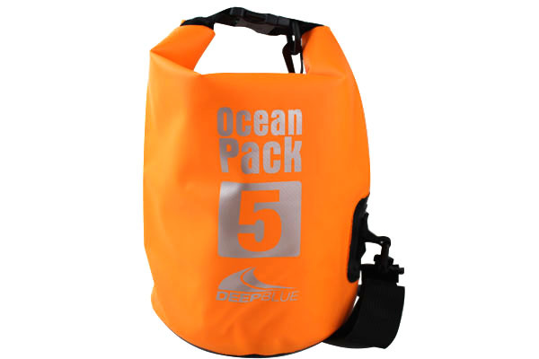 Custom logo outdoor waterproof ocean pack pvc tarpaulin dry bag 5L/10L/15L/20L/30/40L dry tube bag for sports swimming