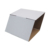 Wholesale Cheap customized White Carton Paper Packaging Shipping Box