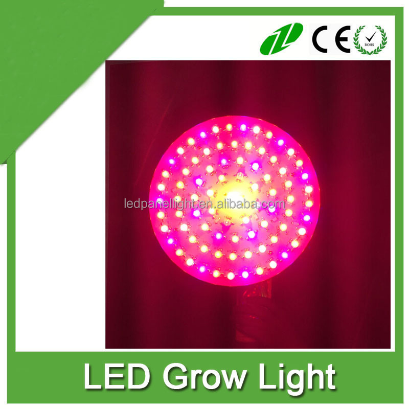 2016 Upgraded 300w UFO Unique Designed 30w COB chip LED Grow Light Full Specturm for Greenhouse & Indoor Plant Flowering Growing