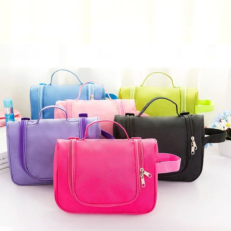 Heavy duty waterproof HangingToiletry Portable Make up Case Travel <strong>Cosmetic</strong>