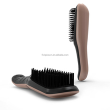 new products 2017 innovative product wireless and rechargeable electric brush hair straightener