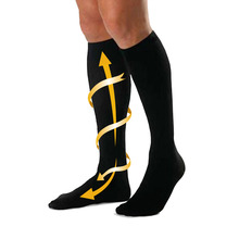 Wholesale Sports Compression Socks, Knee High Compression Stockings