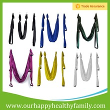 210T Parachute Nylon Flying Antigravity Inversion Aerial Yoga Swing Hammock Trapeze