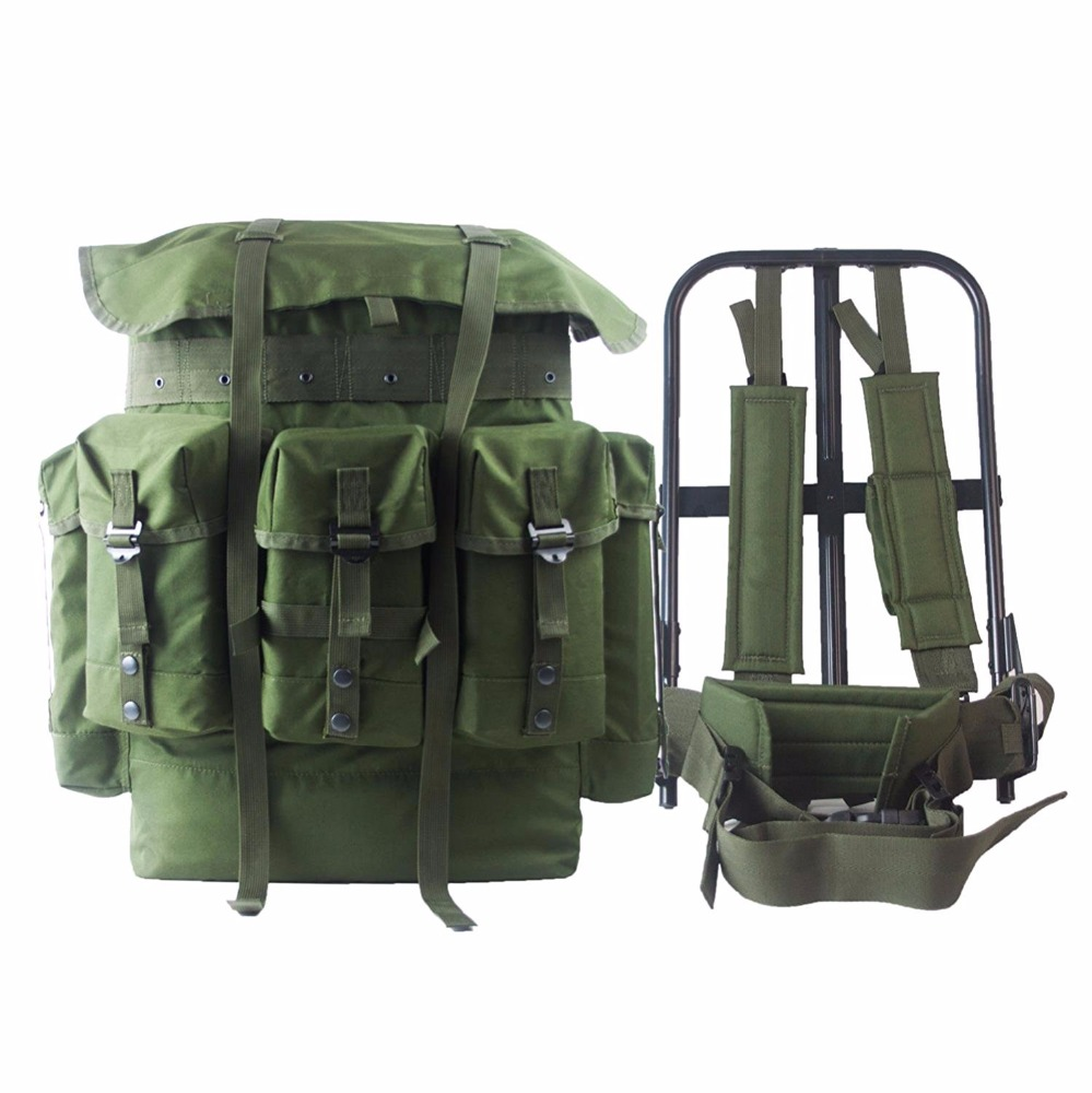 Internal vs External Frame Backpacks  The Ultimate Guide