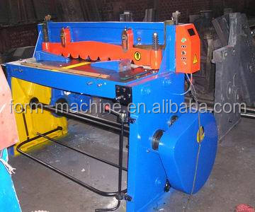Noiseless motor drive metal <strong>shearing</strong> <strong>machine</strong> manufacturer from Shanghai