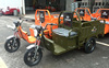 800W 1000W 1500W 2000W adult electric three wheeler/electric tricycle for cargo