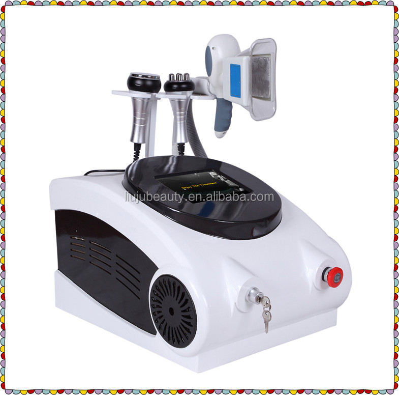 Cryolipolysis ultrasonic wave weight loss machine (LS-06)