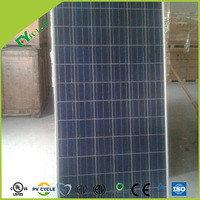 290w poly solar panel with TUV CE A grade