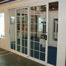 High quality hotel used commercial automatic sliding glass doors