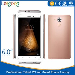 2016 Newest 6 inch screen smartphone and china smartphone android mobile