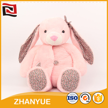 Top grade natural long ears bunny toys