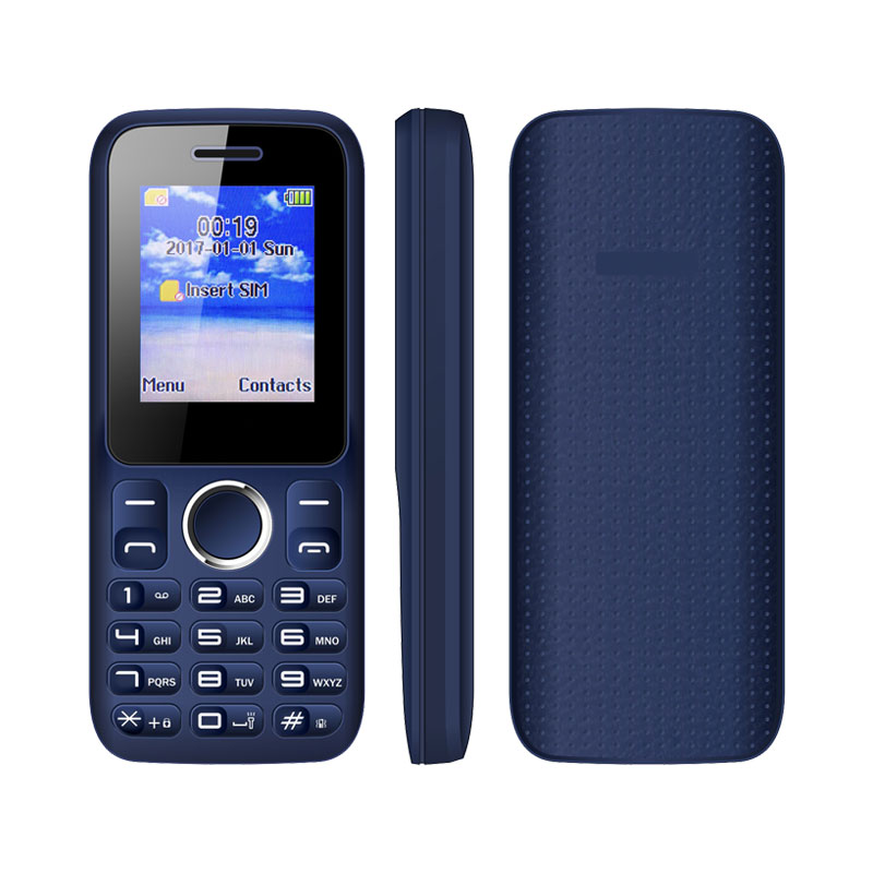 ECON NC10 1.8 Inch Screen Dual SIM Card GSM FM Radio phone without camera