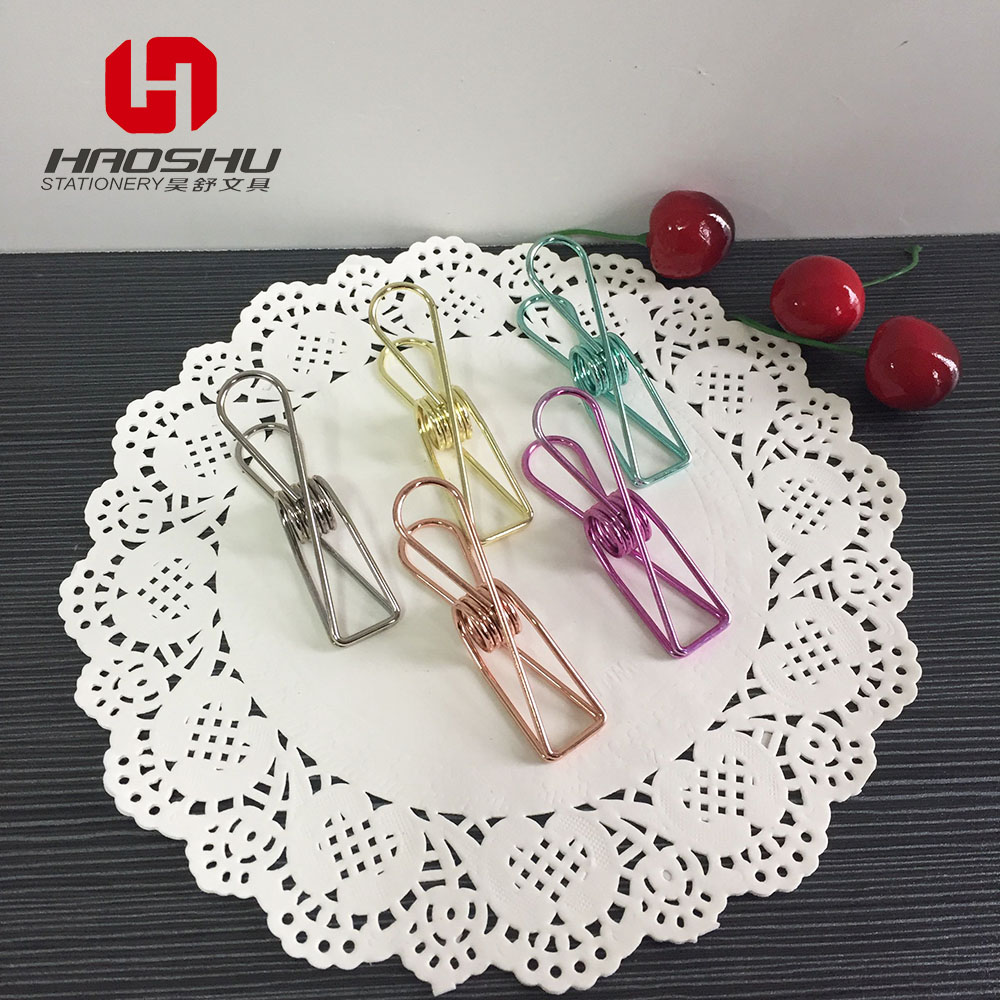 New design large colorful fish-shape <strong>clips</strong>