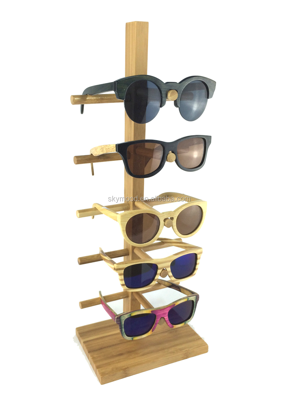 2017 New Eyewear Display Showcase Rack Fashion Sunglass ...