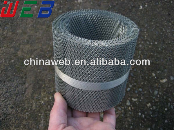 Stainless Steel Soffit Vent Mesh