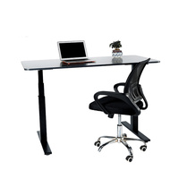Low Price Foldable Electric Lift Work Table Computer Desk