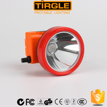 Wholesale custom explosion proof led rechargeable coal miners headlamp