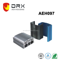 Matting Surface Aluminum Extrusion Box For Hard Disk